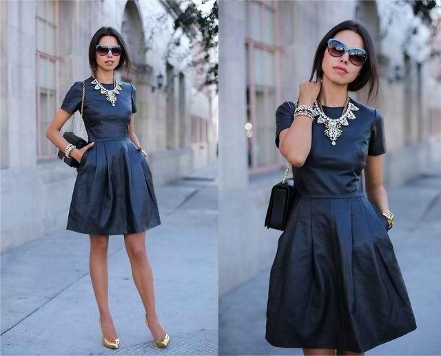 Як підібрати прикраси до сукні  правила стилю fe39549c1d875
