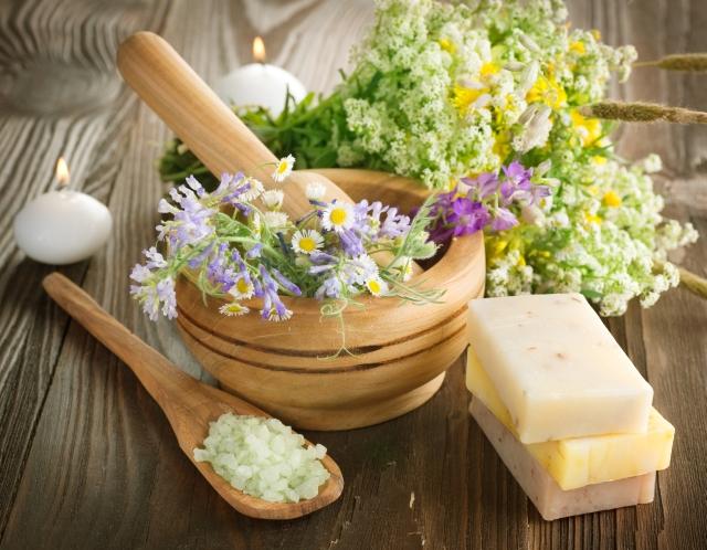 Як приготувати домашній скраб з морської солі