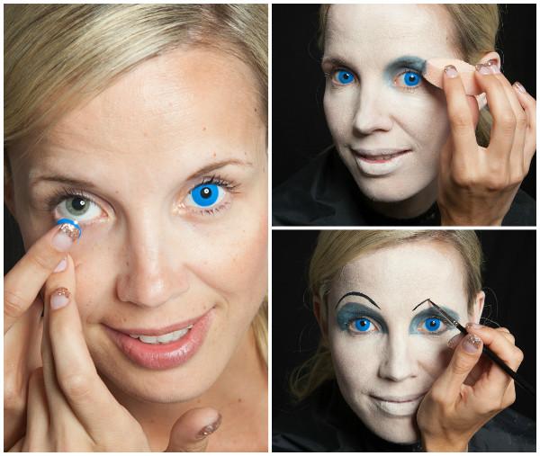 Правильный макияж для фотографии