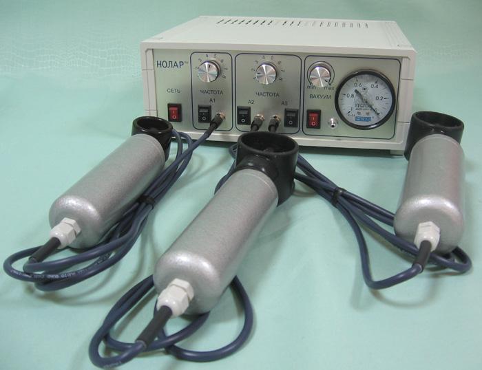 Аппарат вибровакуумный ВВМ-01 Нолар