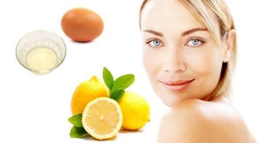 маска в домашних условиях для лица с лимоном