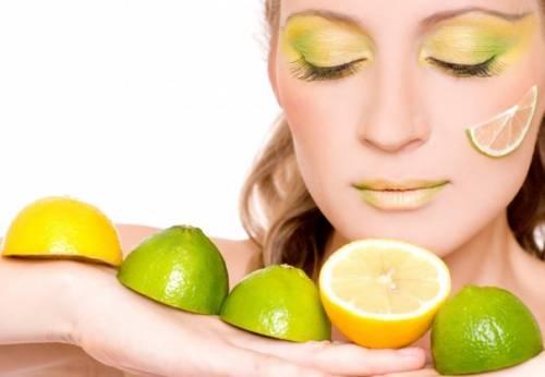 лучшие рецепты масок для лица  с лимоном