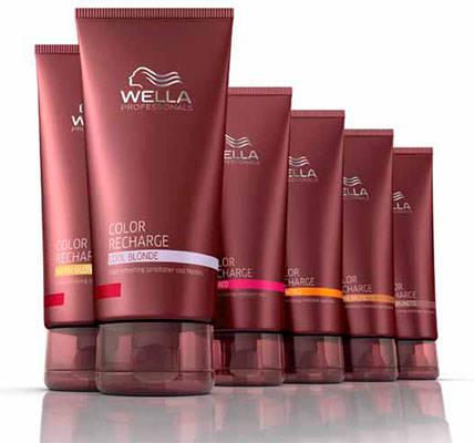 оттеночный шампунь Wella Color Recharge