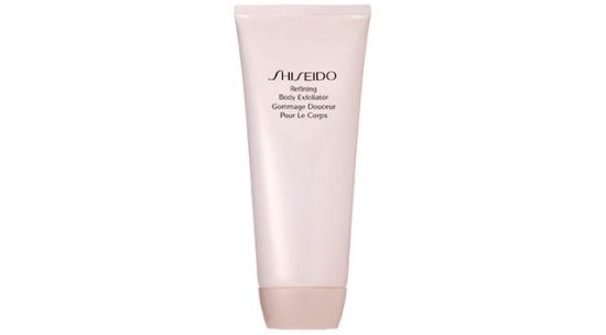 Скраб Shiseido