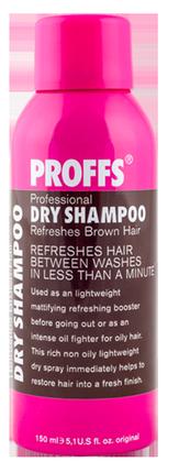Сухой шампунь Proffs Professional Dry Shampoo For Oily Hair