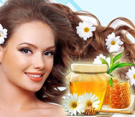 Маски с мёдом для волос