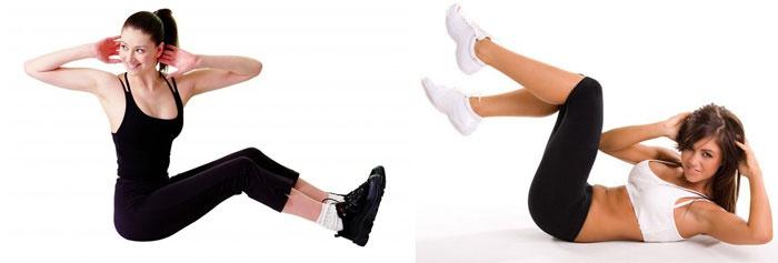 Ефективні вправи для схуднення на кожен день. Все про схуднення в домашніх умовах і в спортзалі