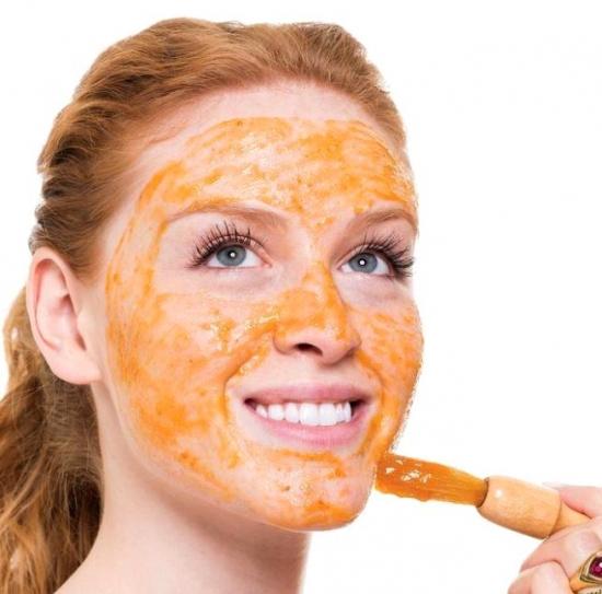 Рецепты морковных масок для лица