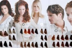 Палитра красок для волос Keune Semi Color