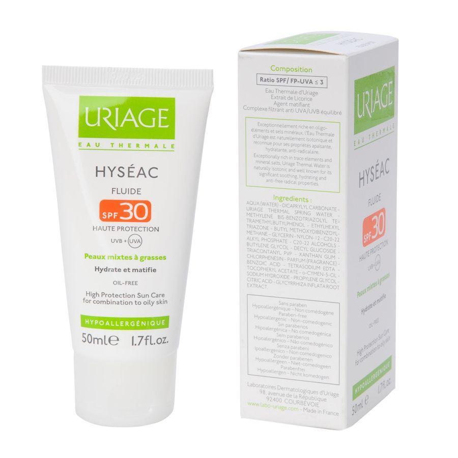 Солнцезащитный крем Uriage