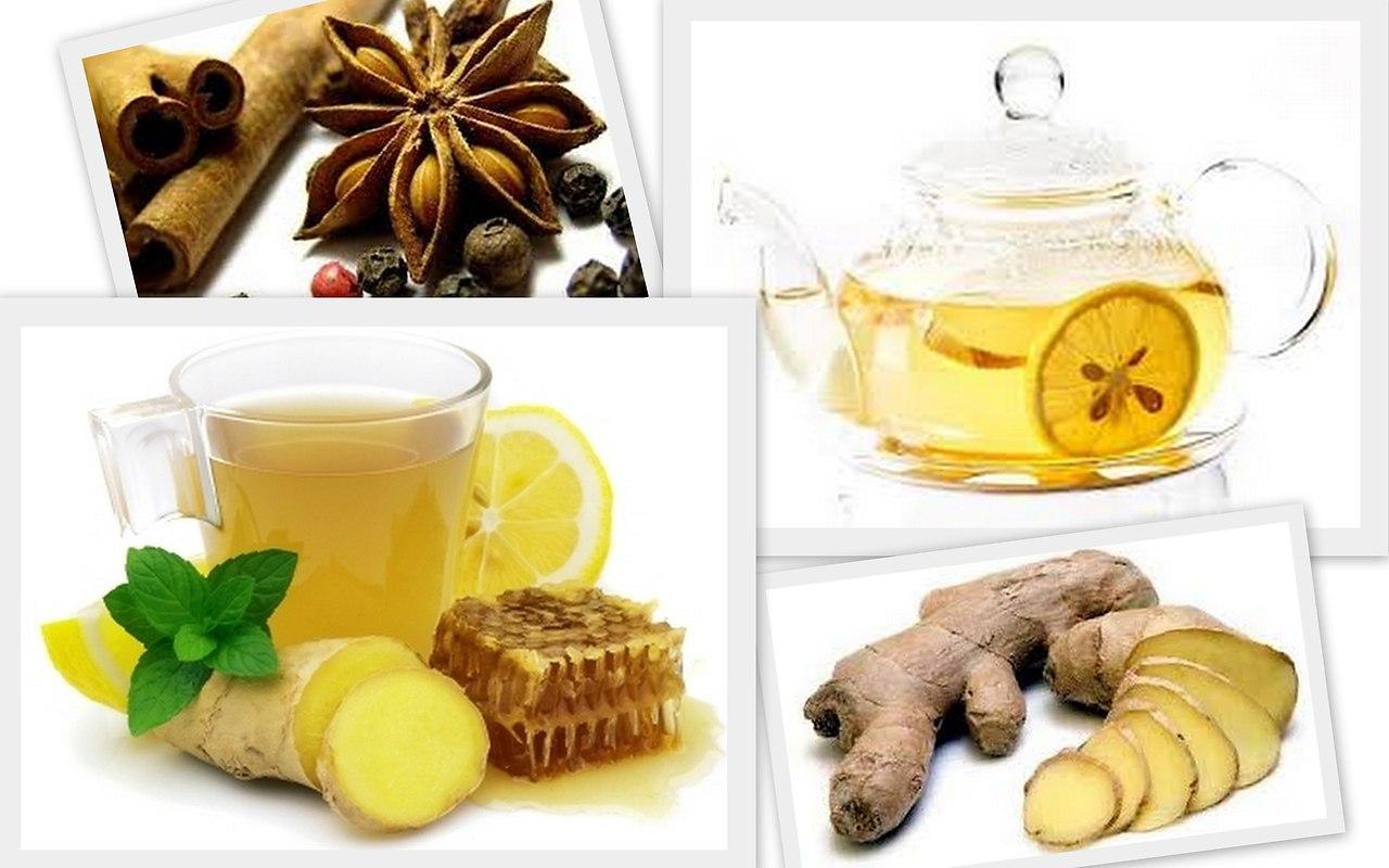 Похудела Чай С Имбирем. Имбирный чай для похудения: рецепты приготовления и мнения о народном средстве