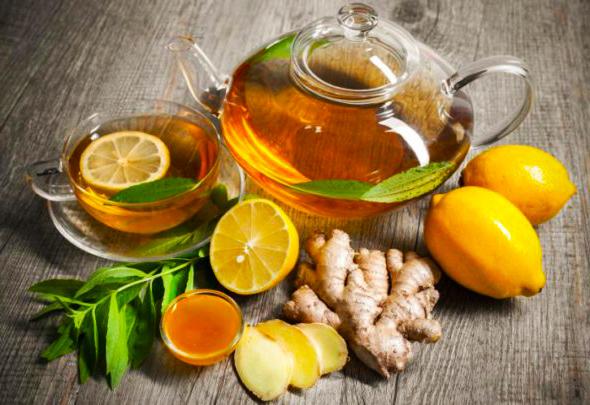 Напій з імбиром і лимоном для схуднення. Рецепти приготування. Особливості та протипоказання напою