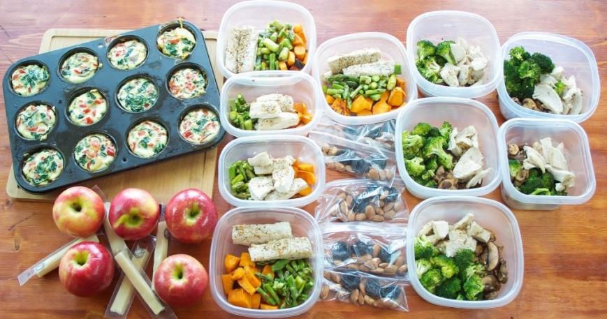 Меню правильного харчування для схуднення на кожен день. Особливості раціону. Правила складання