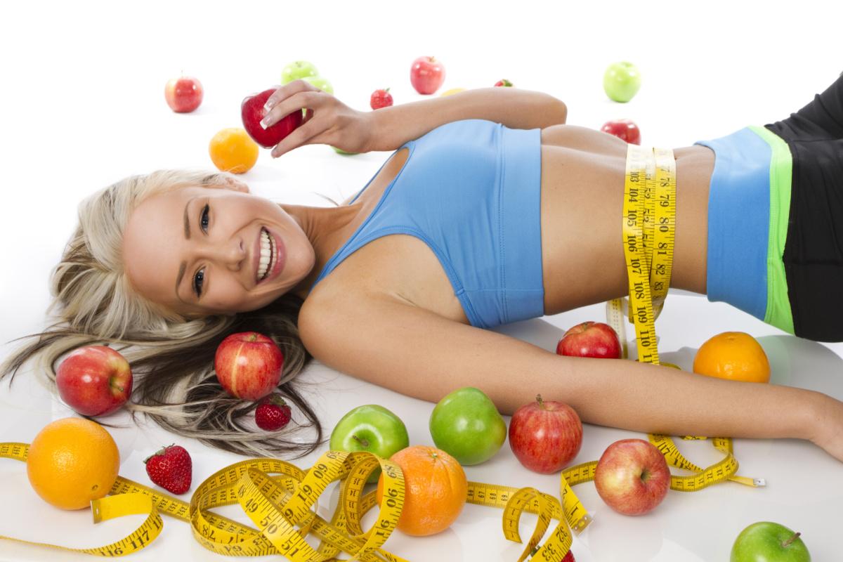 Харчування для схуднення. Таблиця меню на тиждень. Складові збалансованого прийому їжі