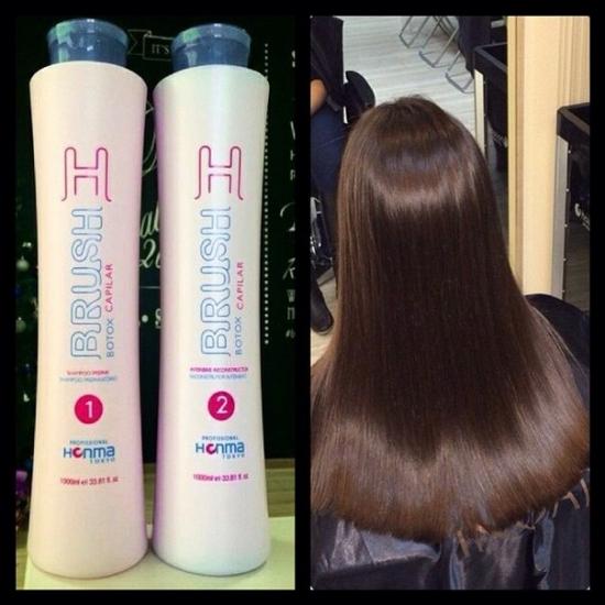 Honma ботокс для волос