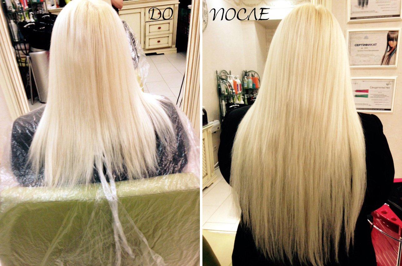 Капсульне нарощування волосся. Різновиди процедур і особливості їх проведення. Догляд за штучними локонами