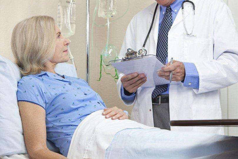 Рак яєчників у жінок. Симптоми і причини захворювання. Методи діагностики та лікування онкології