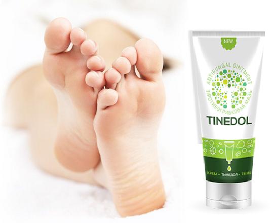 Переваги крему Tinedol від грибка. Склад і принцип дії. Інструкція по застосуванню