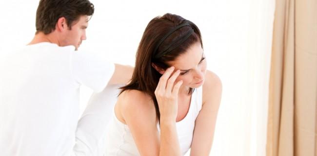 Как забеременеть если муж против