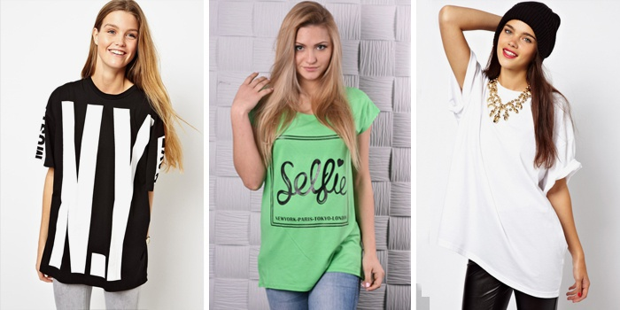 Як вибрати і з чим носити довгі моделі футболок 368c86fe9f0ac