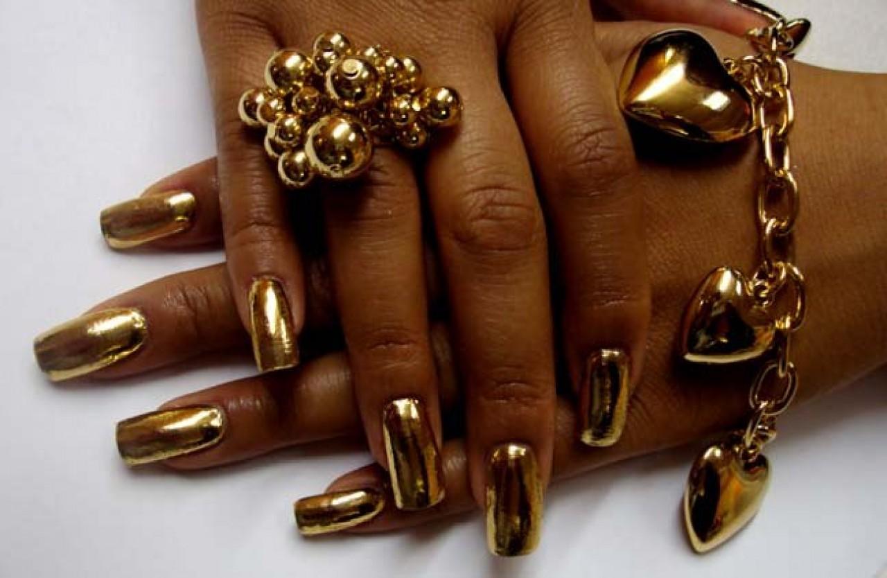Гальваническое золото: покрытие под желтый металл, способ 5