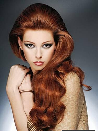 Photo of глянцевание волосся