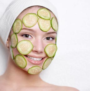 Photo of Маски з огірка для обличчя