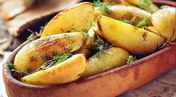 Photo of Як смачно запекти картоплю