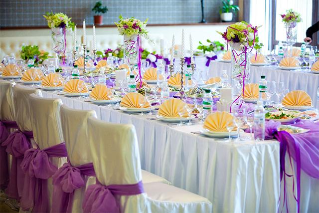 Photo of Як розрахувати меню на весільний банкет