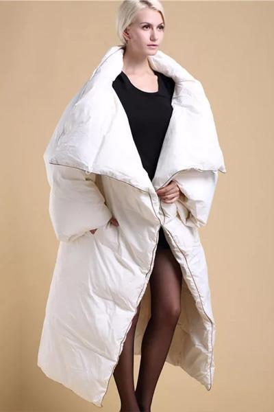 Модні жіночі пуховики на зиму 2017-2018 — вибираємо моделі і кольори 69209f9217a8b