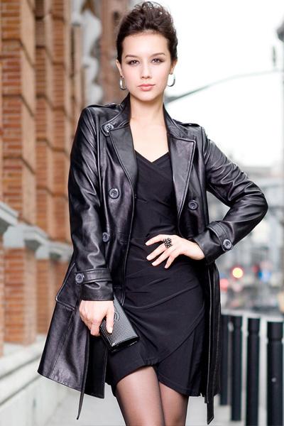 Photo of Жіночі шкіряні куртки — створюємо стильний образ