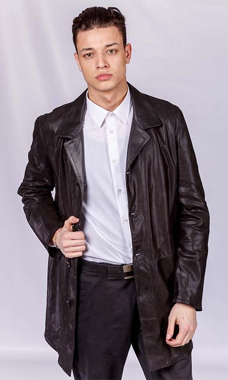 Photo of Завжди актуальна мода на чоловічі шкіряні френчі