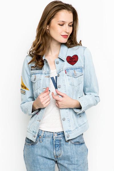 Photo of Джинсові жіночі куртки — модні фасони і популярні відтінки