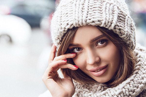 Photo of В'язані шапки 2018 — 2019 — модні новинки