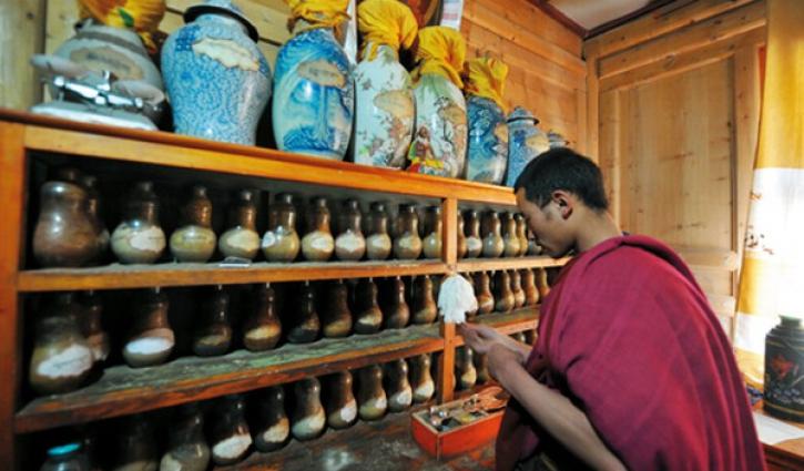 Тибетський рецепт омолодження. Склад препарату. Основні властивості