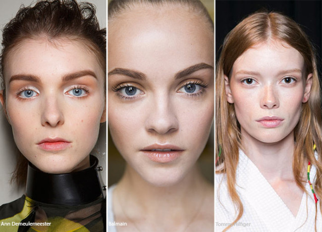Макіяж 2017, модні тенденції