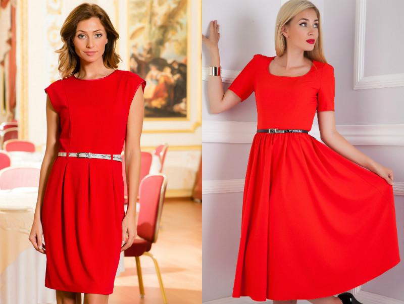 Це може бути просте облягає фігуру плаття з вузькими рукавами і скромним  вирізом під горлечко. Родзинка такої моделі в красивій фактурної тканини. d837e71c23801