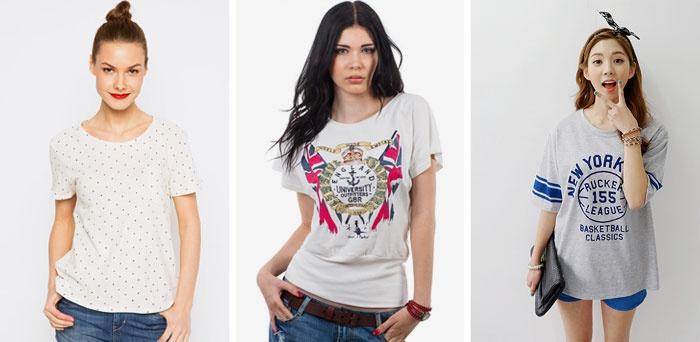 Довгі футболки для дівчат cb03da747e209