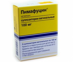 Применение Пимафуцина при беременности