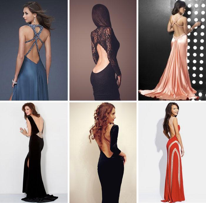"Результат пошуку зображень за запитом ""сукні з акцентом на спину"""