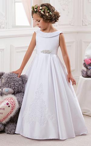 Сукні для випускного в дитячому садку — перший бал для маленької ... d4709b9a6161e