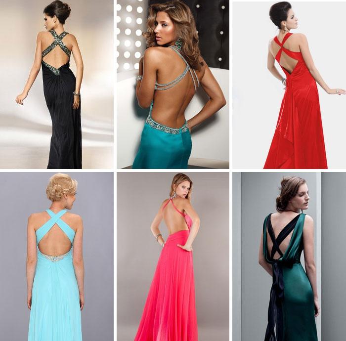 Вечірні сукні до підлоги з відкритою спиною 448f04c6dd5f0
