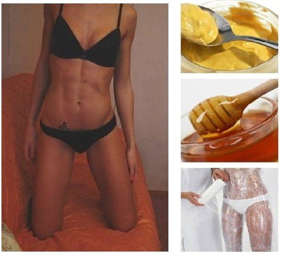 Обгортання для схуднення в домашніх умовах. Підготовка тіла. Рецепти для обгортання живота