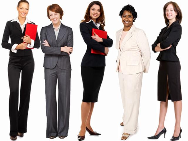 Діловий стиль в одязі для жінок  основні правила дрес-коду 9d9013f276ccc