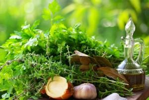 Целебные травы от мужского бесплодия