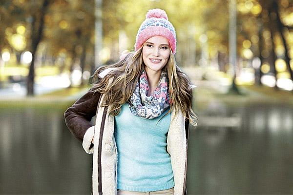 Які жіночі шапки будуть актуальні в сезоні осінь зима 2018-2019 року  У  нашому огляді зібрані популярні моделі жіночих шапок 8a0febb72a513