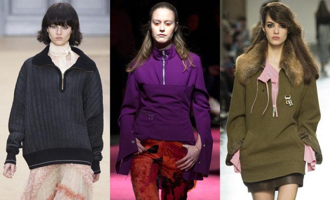 Тенденції моди осінь 2018
