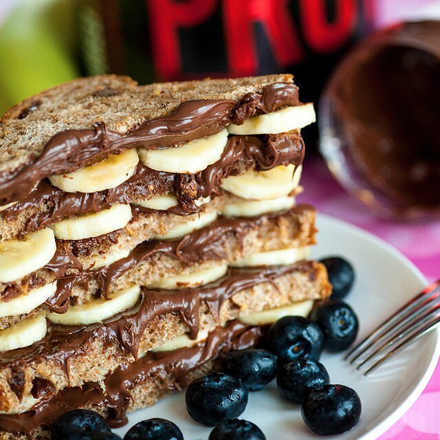 banana-chocolate-protein-stuffed-french-toast-for-more-protein-desserts-that-are-ideal-to-crush-crav