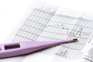 Нормальный график базальной температуры при беременности