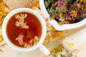 Эстрогенный чай